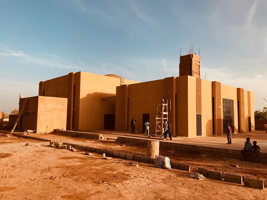 Hikma : Religious and secular complex, Dandaji, Niger © united4design