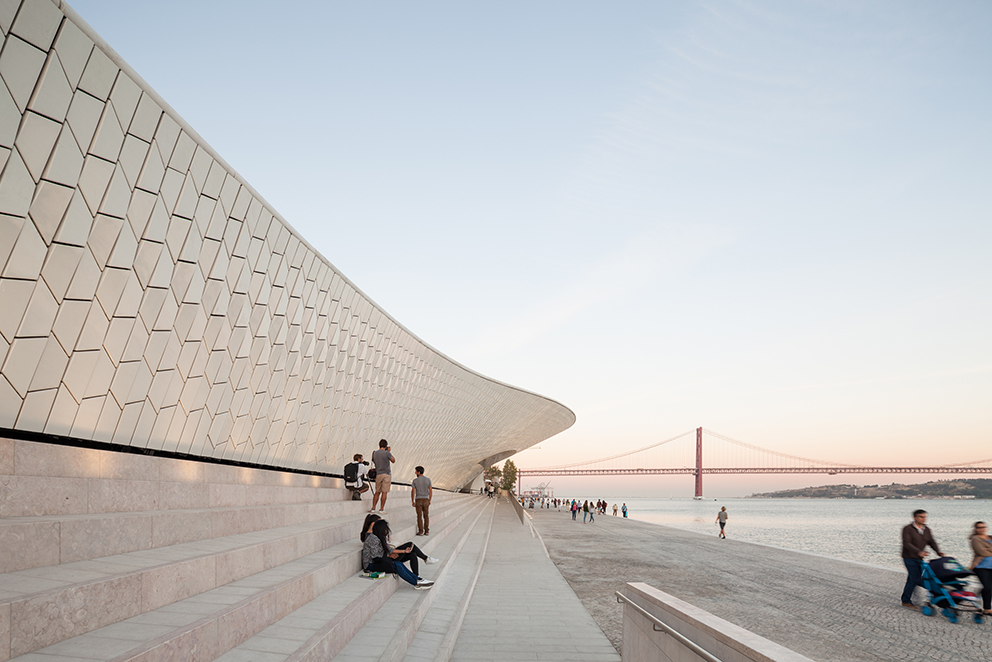 MAAT Museum © Francisco Nogueira