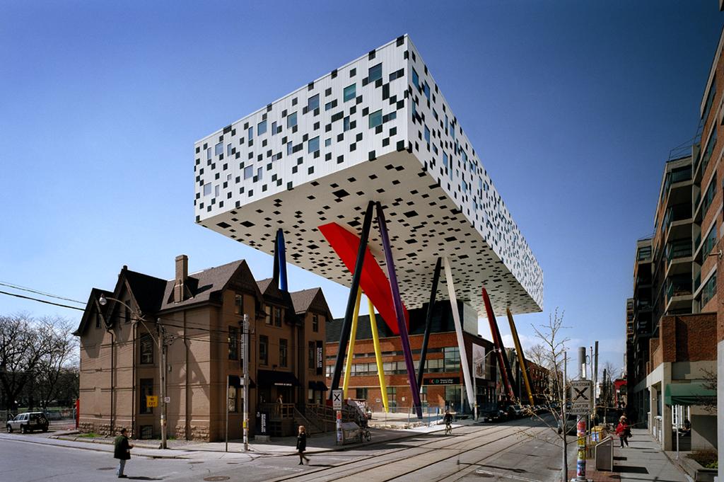 OCAD University - Toronto © Richard Johnson