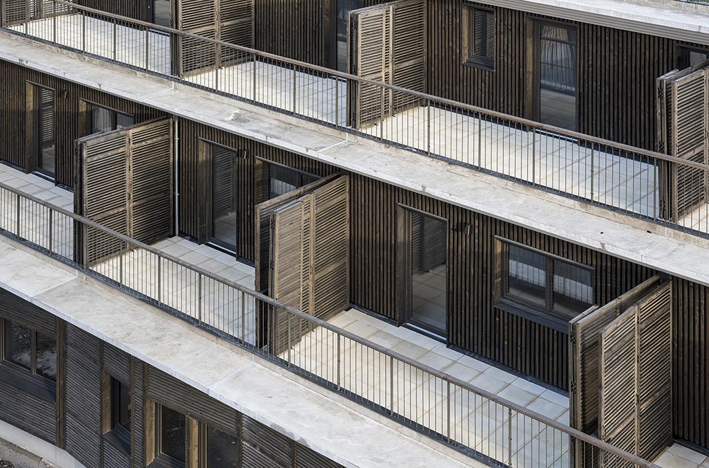 © Manuel Herz Architects