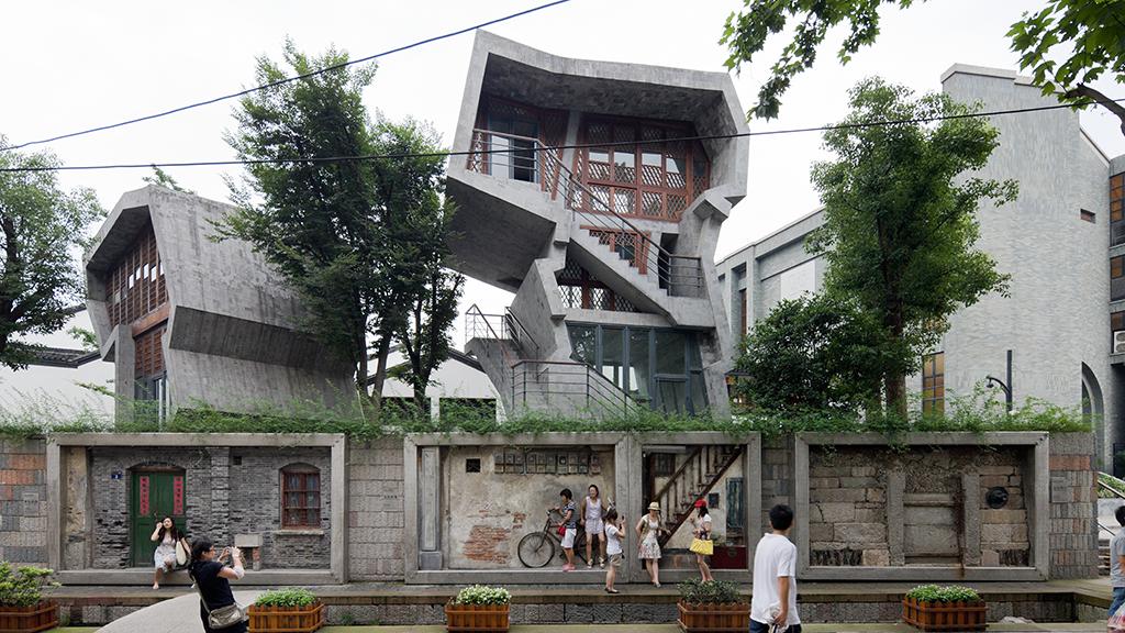 Rue impériale Zhongshan, 2009 © Iwan Baan