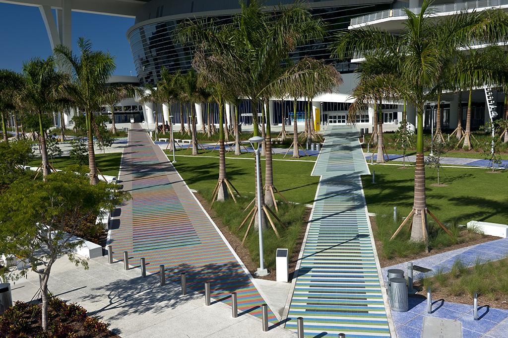 Marlins Stadium Miami, 2012 © Rolando de la Fuente