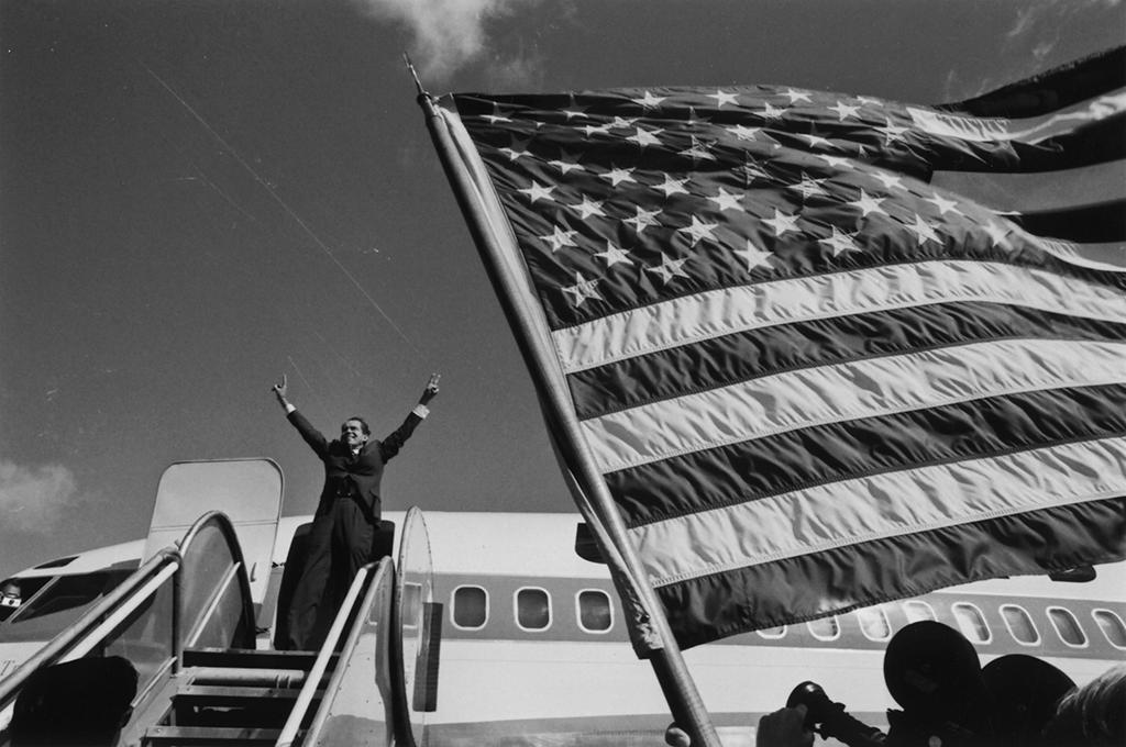 Raymond Depardon, Sioux City, Iowa, 1968. Avec l'aimable autorisation de Raymond Depardon/Magnum Photos