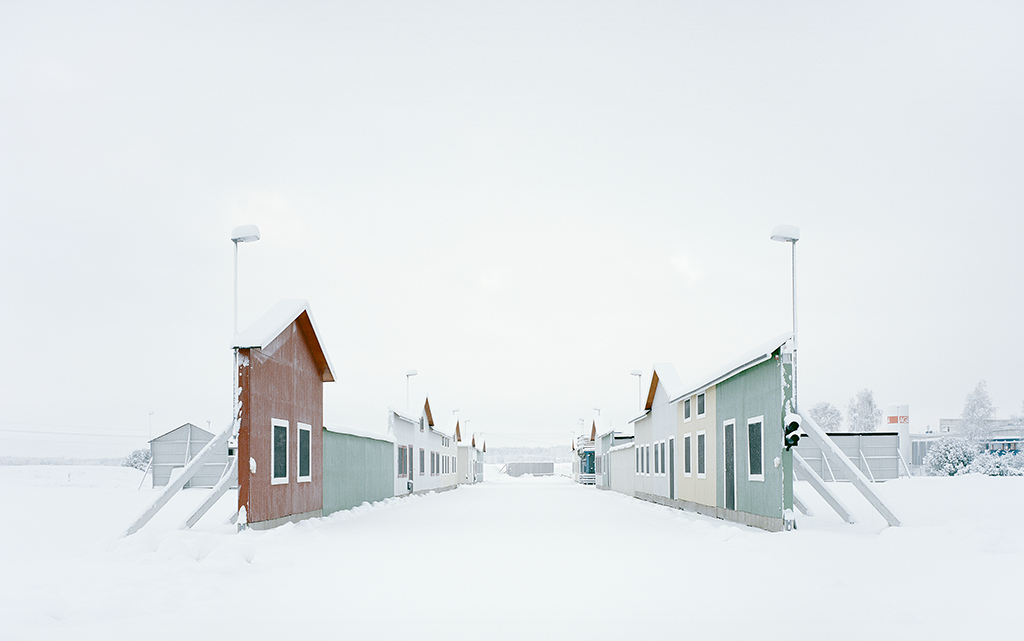 Gregor Sailer, Carson City VI / Vårgårda, Suède, 2016. Avec l'aimable autorisation de l'artiste