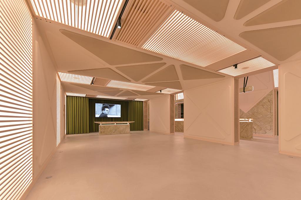 Didier Faustino, XYZ Lounge © David Boureau