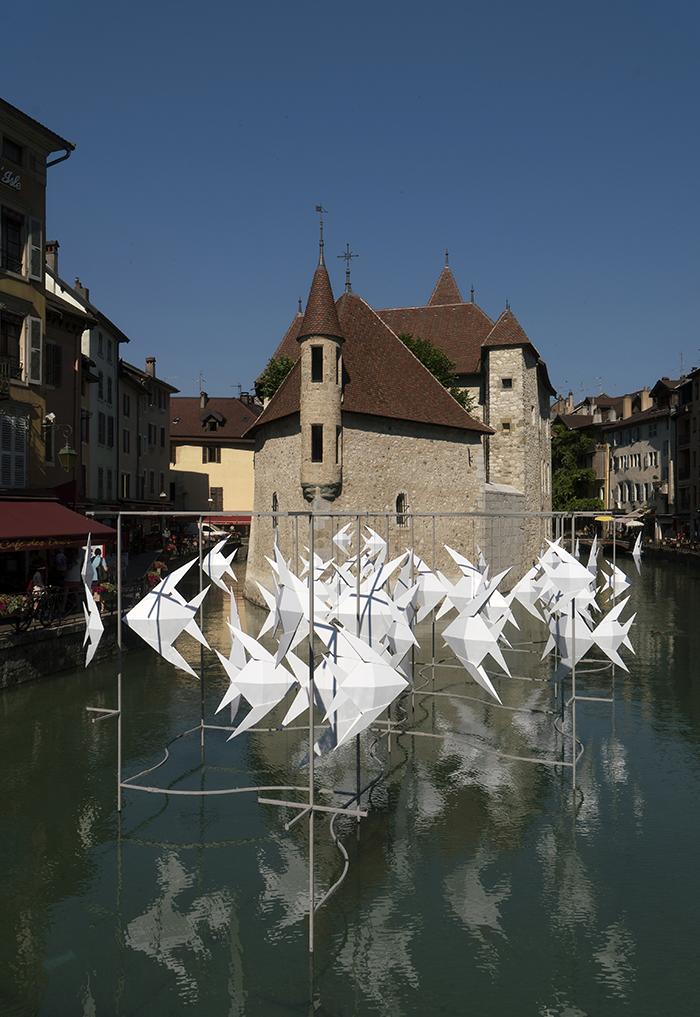 Origamis, Antoine Milian ©Marc Domage