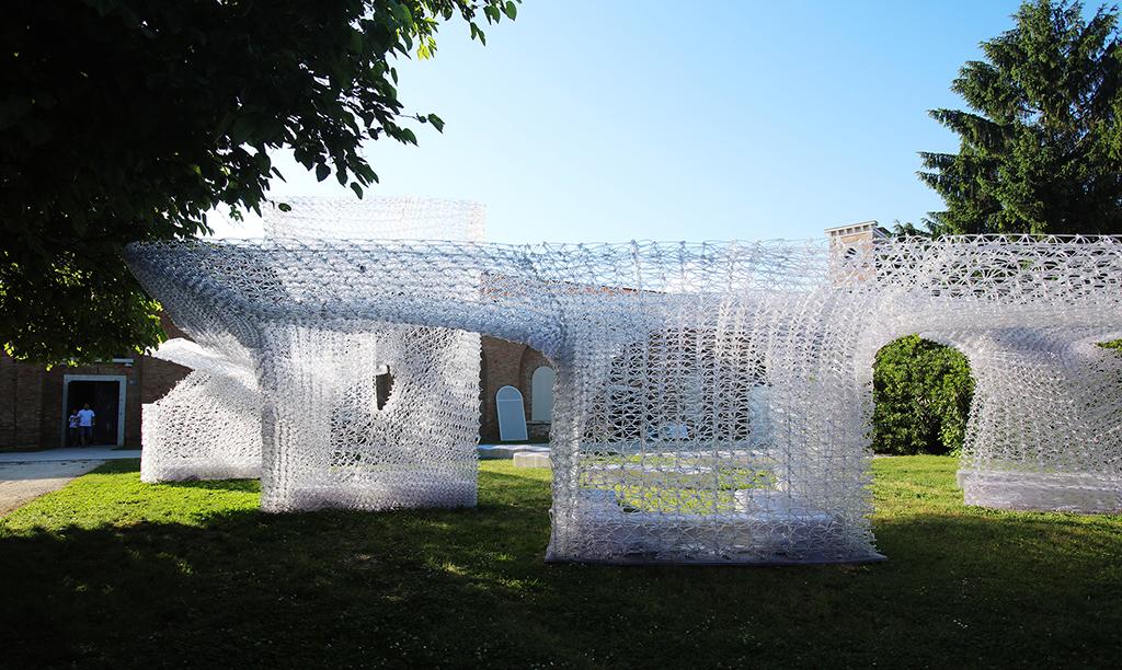 Archi-Union Architecure Biennale Pavillon 2018 ©Lim ZHANG
