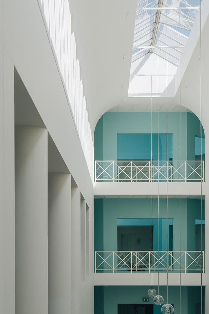 Copenhagen Business School. 1985-1989 © Pierre Châtel-Innocenti