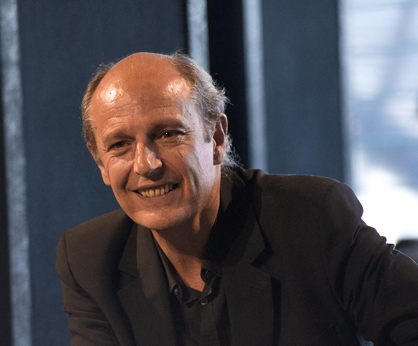 Marc Barani, Grand Prix National de l'Architecture 2013 © Clément Falize