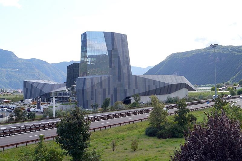 Siège Salewa, Bolzano (2011) © Cino Zucchi Architetti