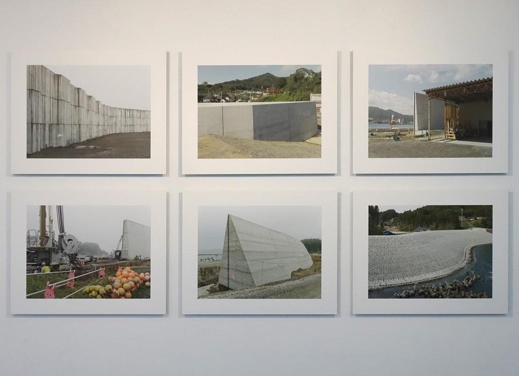 Exposition Tadashi Ono «COASTAL MOTIFS», Institut français du Japon - Tokyo, 2018.