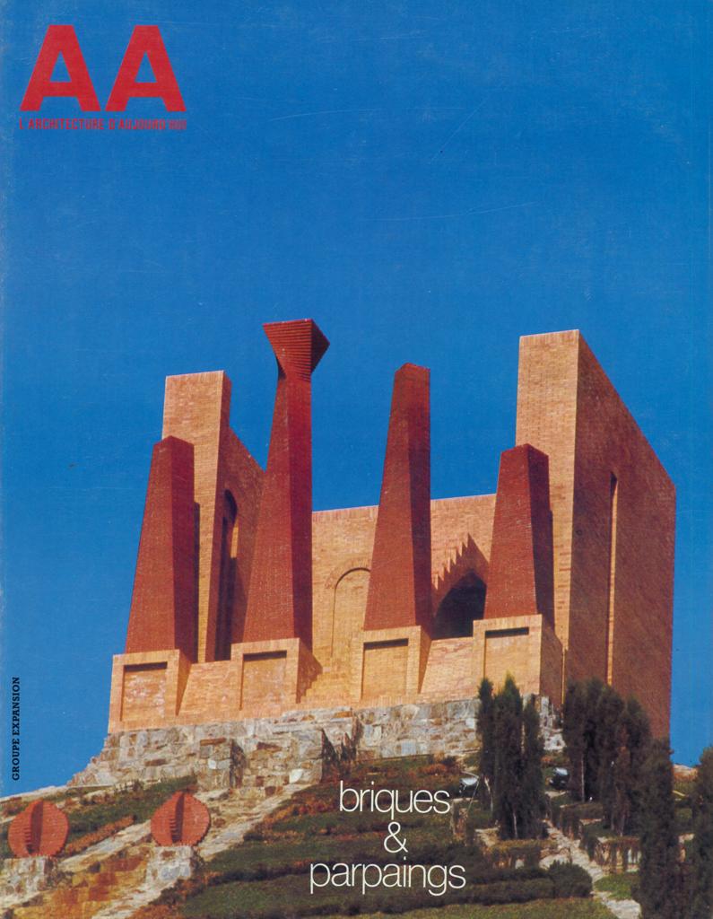 AA205---Briques-et-parpaings---Oct-1979 © L'Architecture d'Aujourd'hui