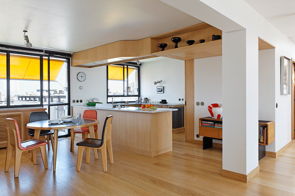 Appartement Privé, Paris, 2016 © Antoine Barhale