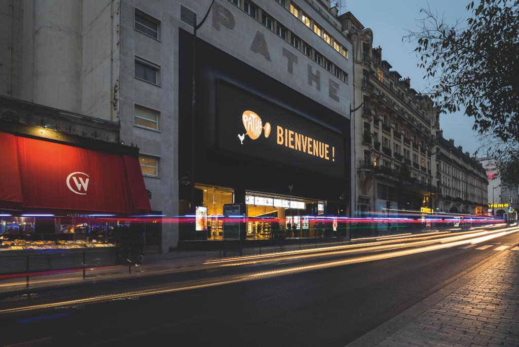 Cinéma Pathé Welper, Paris, 2019 ©Gaumont_F.Berthet