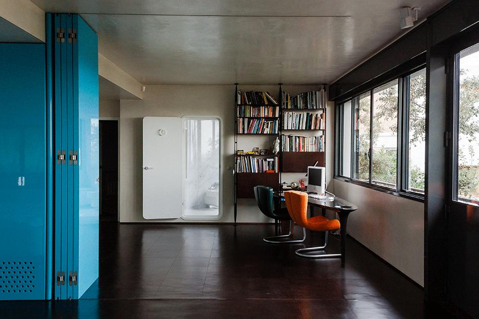 Private house, Paris, 2005 © Sergio Chavez