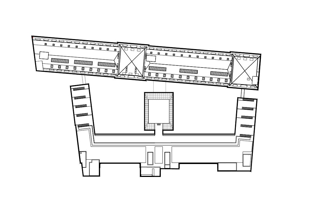 Plan de toiture © PCA Stream