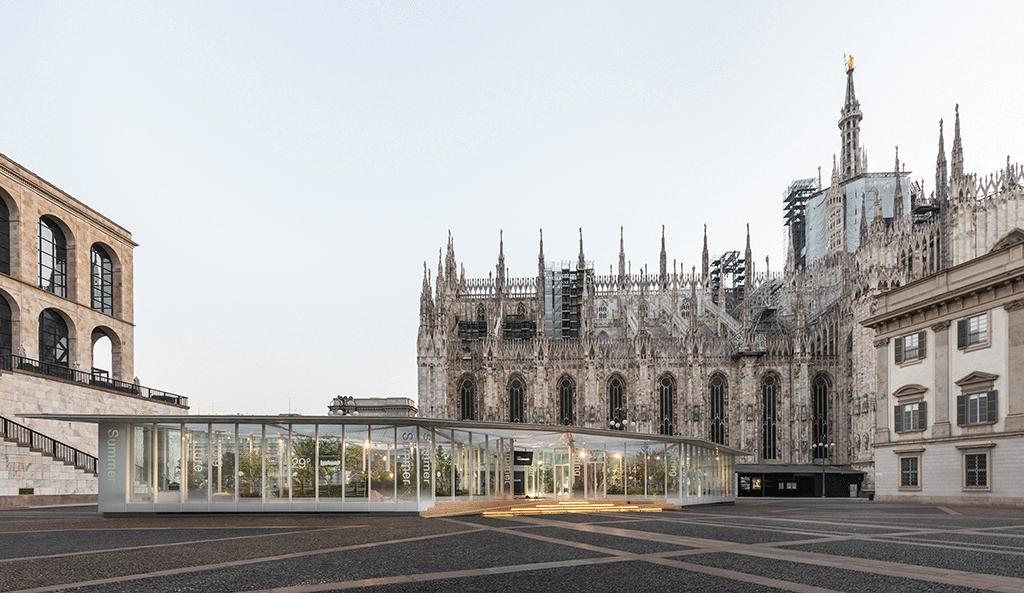 Living Nature, Salone del Mobile, Milan, Italie, 2018 ©Delfino Sista Legnani et Marco Cappelletti