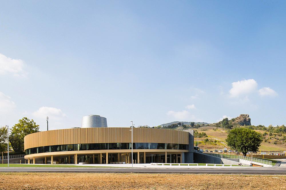 Dallara Academy, Parme, Italie, 2018 © Stefano Anzini