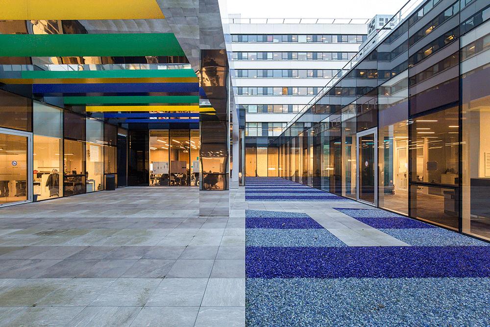 Restructuration de la Poste Brune, Paris © Stefano Anzini