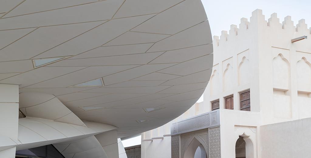 Musée national du Qatar © Iwan Baan