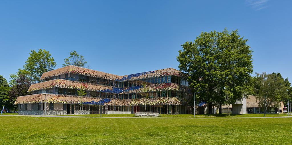 University of Pau and Pays de l'Adour, Pau, 2015 © Didier Boy de la Tour