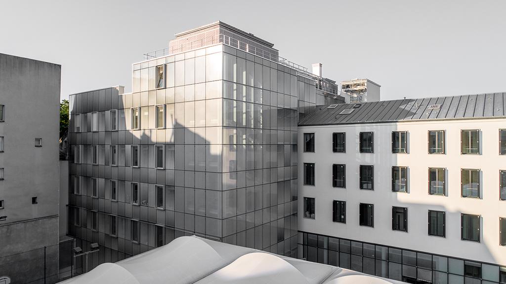 Centre de Recherches Interdisciplinaires, Paris, 2018 © Patrice Pattée