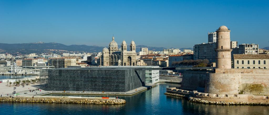 La prochaine édition de la biennale itinérante Manifesta aura lieu en 2020 à Marseille. © DR