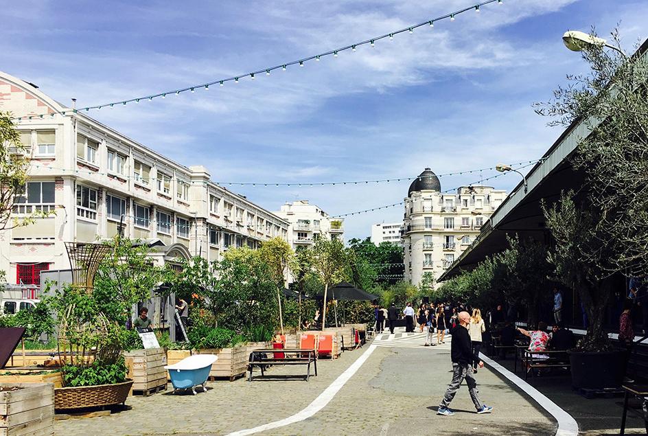 Quartier gare de Lyon Daumesnil, Paris XII, 2020