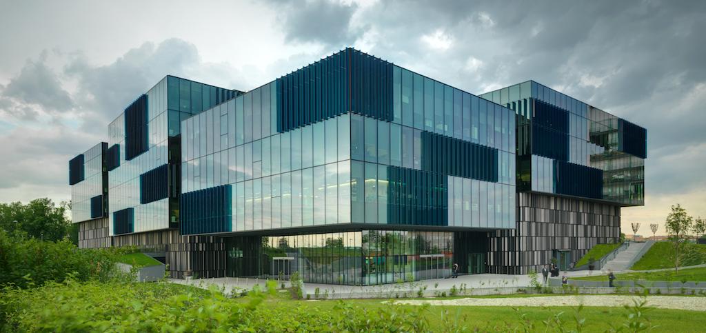 Nestlé Headquarters, Milan, 2012 © Andrea Martiradonna