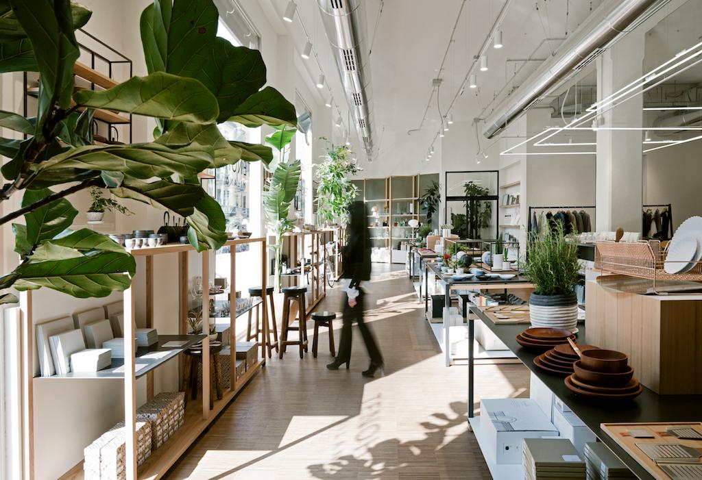 Tenoha shop, Milan, 2018 © Andrea Martiradonna