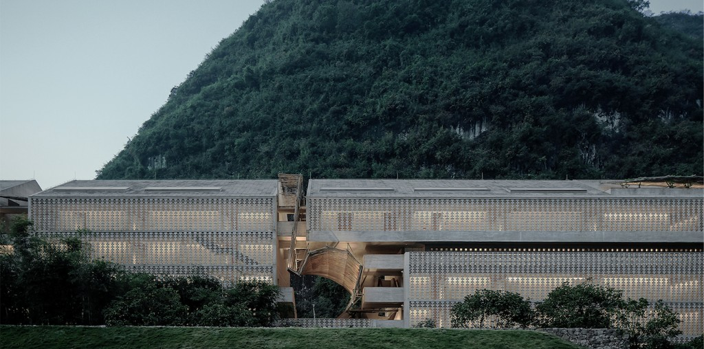 Vector Architects, Alila Yangshuo Hotel, Guilin, Guangxi, 2017. © Su Shengliang