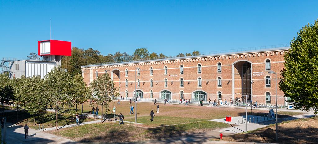 La Citadelle, Amiens, 2018 @ Citadelle d'Amiens : Projet Renzo Piano