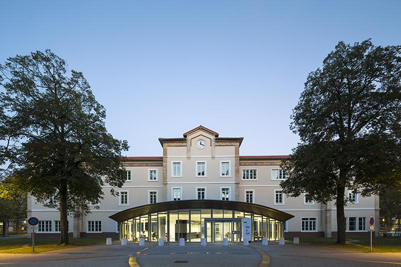 Centre Hospitalier Spécialisé Le Vinatier, Lyon, 2014 @Sergio Grazia
