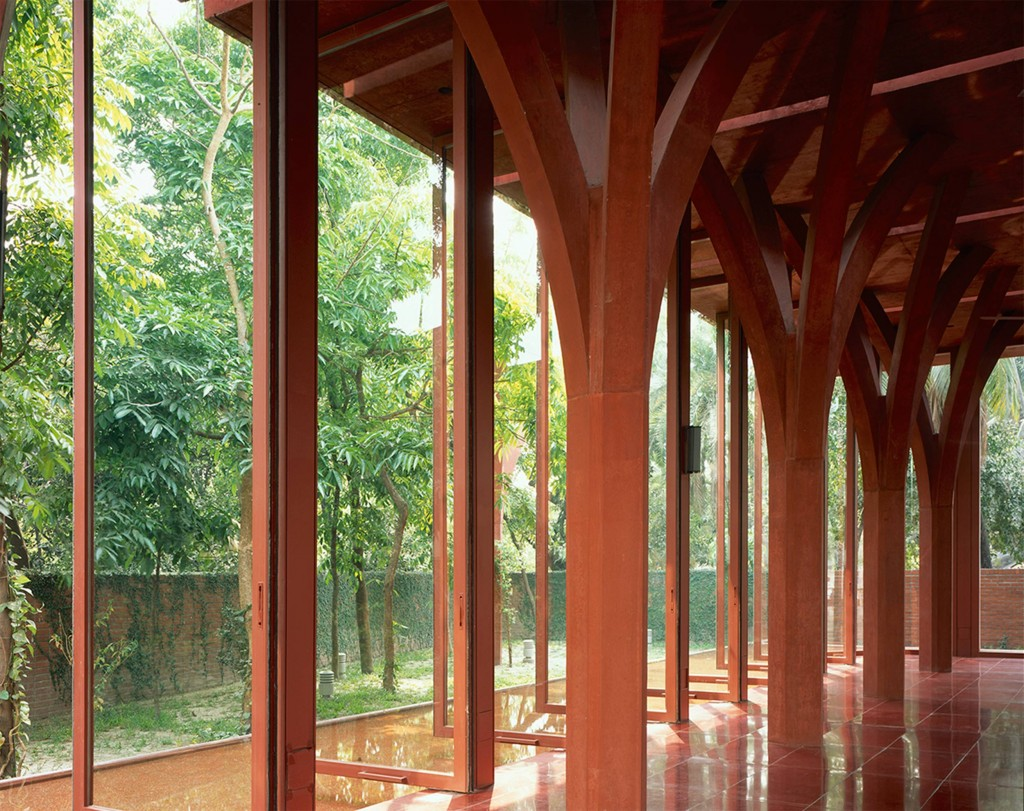 Red Mosque, Keraniganj, Bangladesh, 2017.