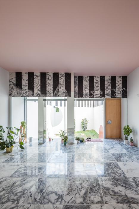 Uneven house, maison privée, Porto, Portugal, 2019