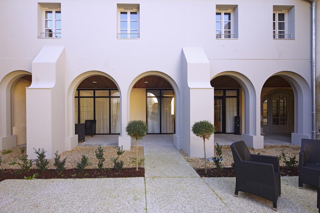 Nomade Architectes, Résidence seniors de 82 logements, 2019. © Patrick H. Müller