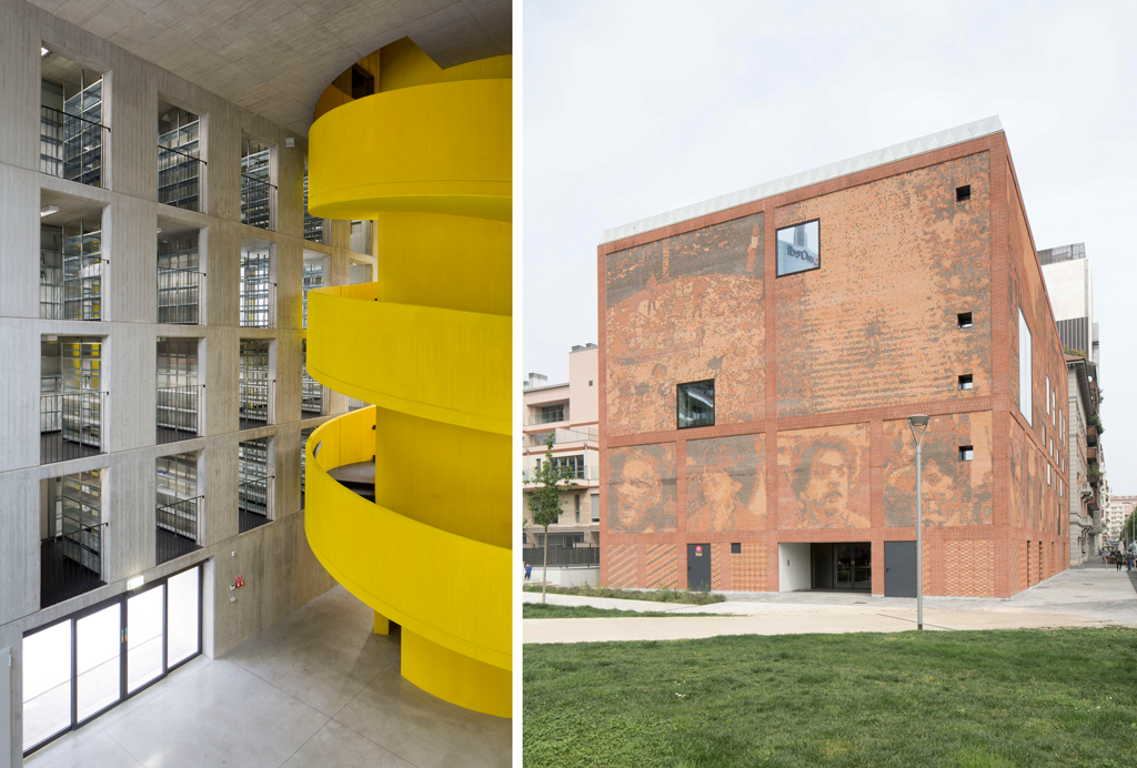 House of Memory, Milan, 2015 © Stefano Graziani