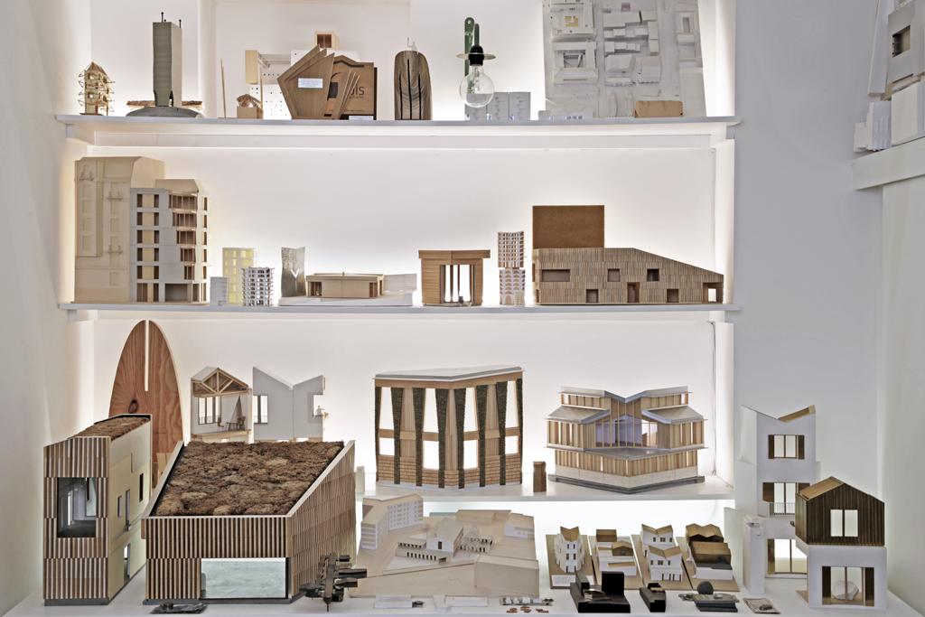 Photo de l'atelier © Guillaume Ramillien Architecture SARL