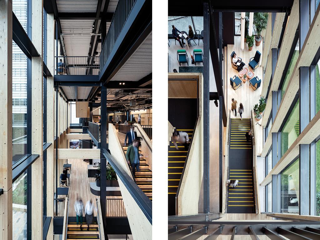 Gensler design studio's office © Johan Dehlin
