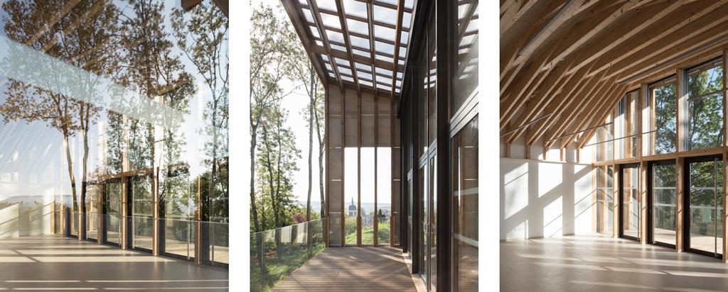 Projet d'extension d'un EHPAD, Vaucouleurs (55), Christophe Aubertin, Studiolada © Ludmilla Cerveny