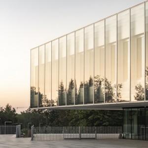 Chambre de Métiers et de l'Artisanat, Hauts-de-France, KAAN Architecten (©Sebastian van Damme)