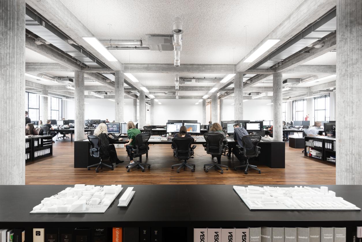 De Bank, bureaux de KAAN Architecten, Rotterdam, Pays-Bas, 2016 (©Simone Bossi)