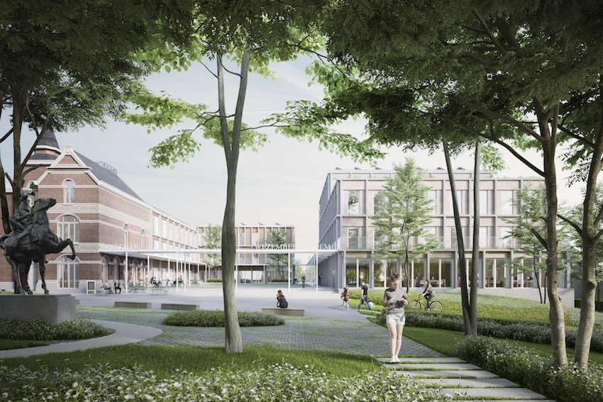 Projet urbain pour la ville de Wezenbeek-Oppem