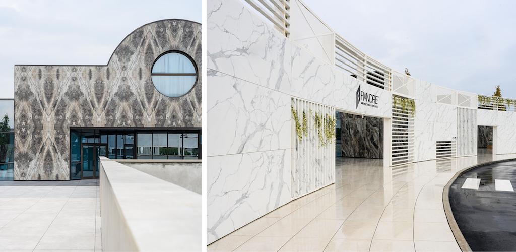 FAB Fiandre Architectural Bureau, Castellarano (Italie)