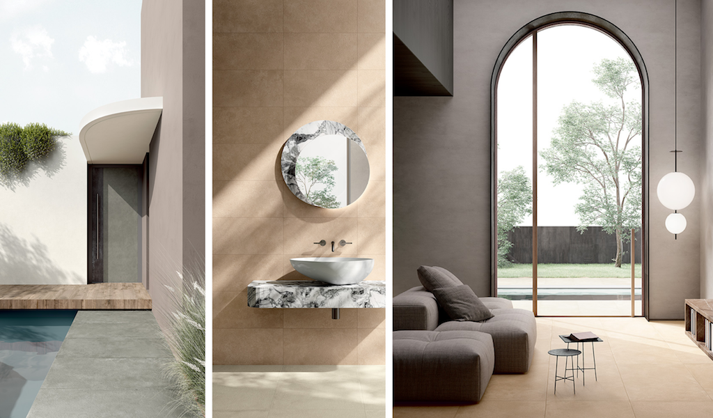 Collection Roc de Bourgogne, Fiandre Architectural Surfaces