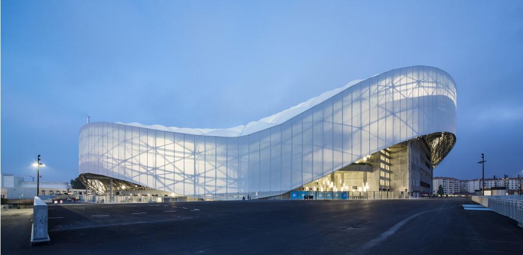 SCAU. Vélodrome, Marseille © SCAU architectes mandataires. Didier Rogeon architecte associé. Photo Luc Boegly