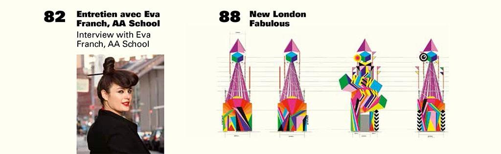 Entretien avec Eva Franch, New London Fabulous