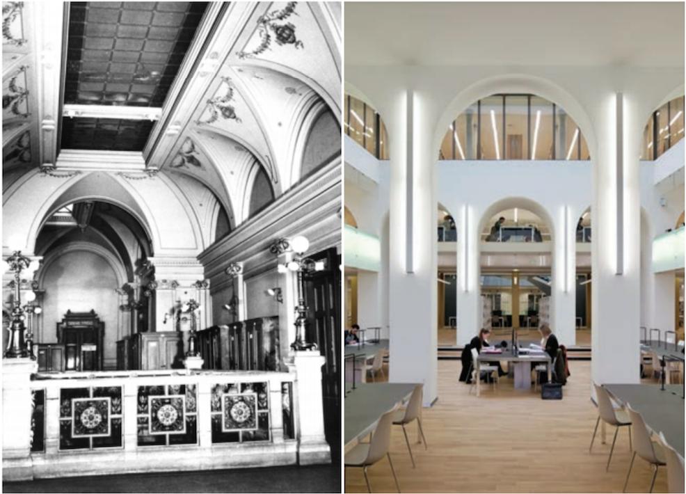 ANMA, Bibliothèque Nationale et Universitaire (BNU), Strasbourg, 2014 © Vincent Fillon