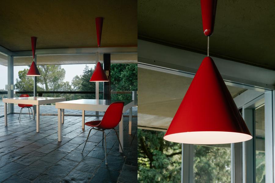 Lampe Diabolo par Achille Castiglioni pour Lodes