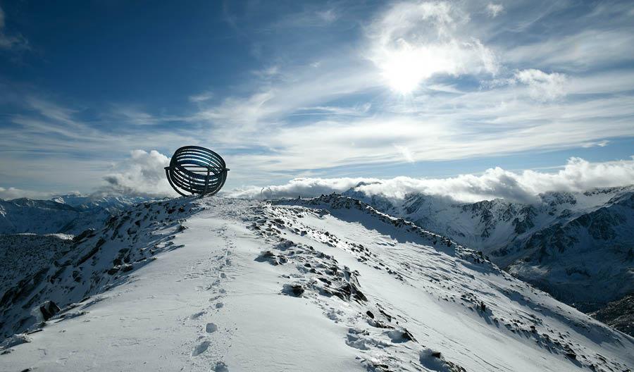 Olafur Oliasson, Our Glacial perspective, 2020 | © 2020 Olafur Eliasson - photo Oskar Da Riz